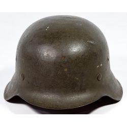 View 3: World War II German Luftwaffe M4 Helmet