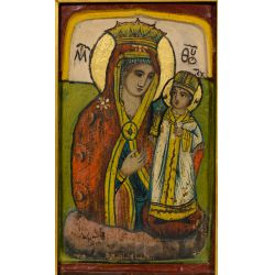 View 2: Wood Religious Icons