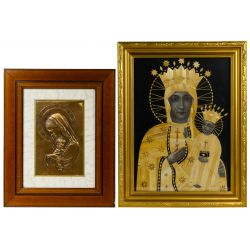 View 2: Religious Icon Assortment