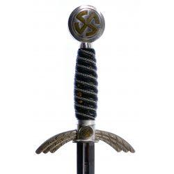 View 2: World War II German Luftwaffe Officer Sword and Scabbard