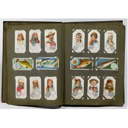 View 5: Cigarette Card Collection