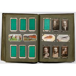 View 6: Cigarette Card Collection