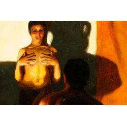 View 2: Ramon Lombarte (Spanish, b.1956) Oil on Board