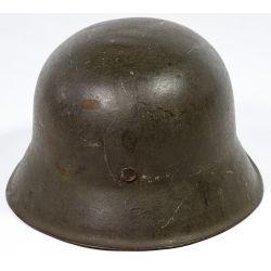 View 4: World War II German Luftwaffe M4 Helmet