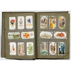 View 4: Cigarette Card Collection