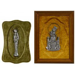 View 3: Religious Icon Assortment