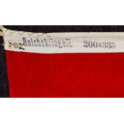 View 8: World War II German Kriegsmarine Flag