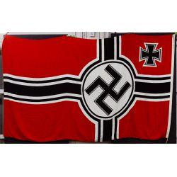 View 5: World War II German Kriegsmarine Flag