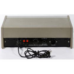 View 3: Quad 33-303 & Quad 405 Dumping Amplifier