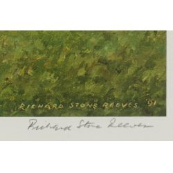 View 7: Richard Stone Reeves (American, 1919-2005) Lithographs