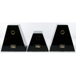 View 2: Black Chateau Reference Monitor Set