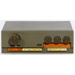 View 4: Quad 33-303 & Quad 405 Dumping Amplifier