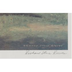 View 4: Richard Stone Reeves (American, 1919-2005) Lithographs