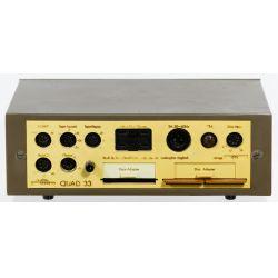 View 5: Quad 33-303 & Quad 405 Dumping Amplifier