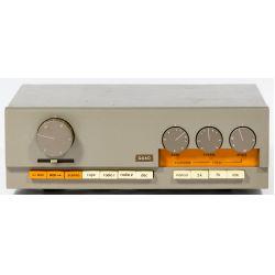 View 6: Quad 33-303 & Quad 405 Dumping Amplifier
