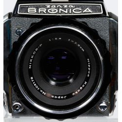 View 4: Bronica S-2 Camera and accessories