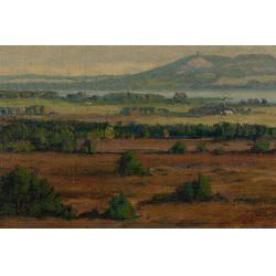 View 2: Jorgen Ejsing (Danish, 1889-1954) Oil on Canvas