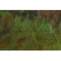 View 4: Jorgen Ejsing (Danish, 1889-1954) Oil on Canvas