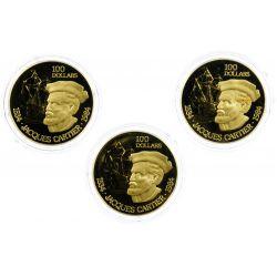 View 2: Canada: 1984 $100 Gold Assortment