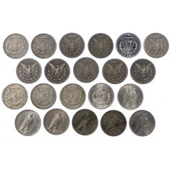 View 2: Morgan and Peace $1 Assortment