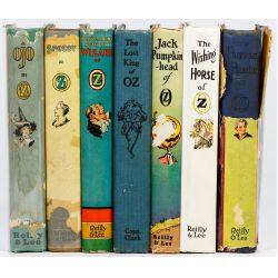 View 2: Ruth Plumly Thompson Wizard of Oz Book Assortment