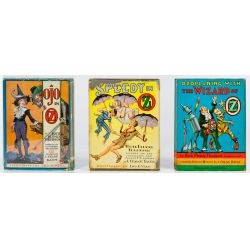 View 4: Ruth Plumly Thompson Wizard of Oz Book Assortment