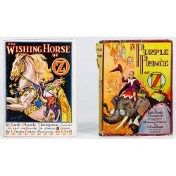 View 7: Ruth Plumly Thompson Wizard of Oz Book Assortment