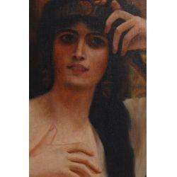 View 2: Unknown Artist (European, 20th Century) Oil on Canvas