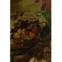 View 2: G Lassau (European, 20th Century) Oil on Canvas