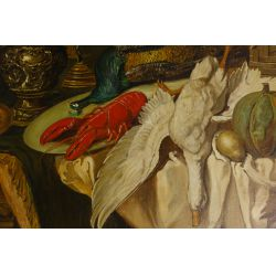 View 3: G Lassau (European, 20th Century) Oil on Canvas