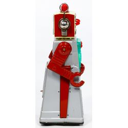 """View 5: KO Japanese """"Chief Robotman"""" Battery Operated Toy"""