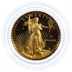 View 2: 1989 $10 Gold Eagle Proof