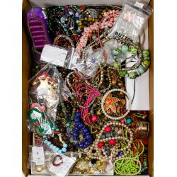 View 2: Costume Jewelry and Watch Assortment