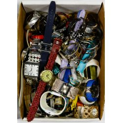 View 3: Costume Jewelry and Watch Assortment