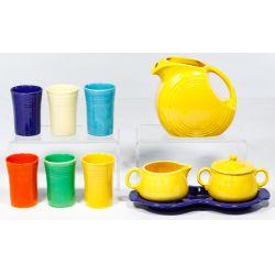 View 3: Homer Laughlin Fiestaware Original Colors Assortment