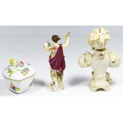 View 2: Continental Figurine Assortment
