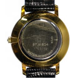 "View 5: Movado ""Museum"" Wrist Watch"