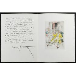 """View 8: Louis Icart (French, 1888-1950) """"La Nuit et Le Moment"""" Book"""