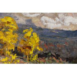 View 2: Segundo Heurtas (Argentinian, 1923-2010) Oil on Canvas