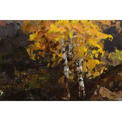 View 3: Segundo Heurtas (Argentinian, 1923-2010) Oil on Canvas