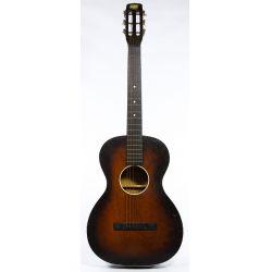 View 2: Oahu Publishing Parlor Guitar