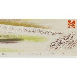 View 3: Japanese Woodcut Prints
