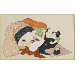 View 2: Japanese Erotic Prints