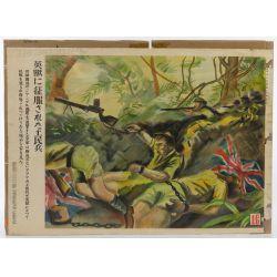 View 10: World War II Japanese Propaganda Poster Assortment