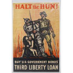 View 4: World War II US War Bond Posters