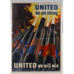 View 2: World War II United Nations War Posters
