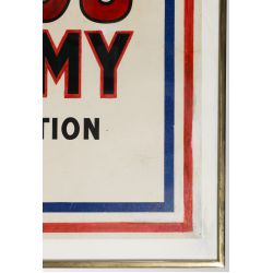 """View 4: James Montgomery Flagg (American, 1870-1960) """"I Want You for U S Army"""" Poster"""
