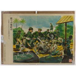 View 6: World War II Japanese Propaganda Poster Assortment