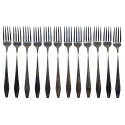 """View 3: State House """"Formality"""" Sterling Silver Flatware"""