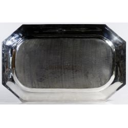 View 3: Ortega Sterling Silver Tray